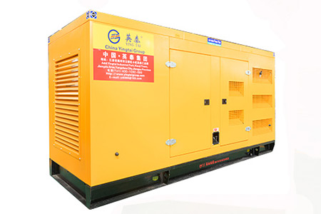 Ways to eliminate noise from diesel generators
