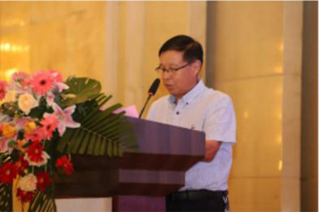 Chairman of YingTai Group made a speech